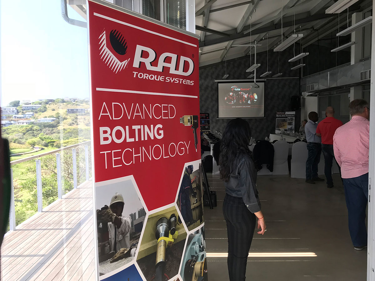 RAD Torque Systems New Product Launch And Information Day.